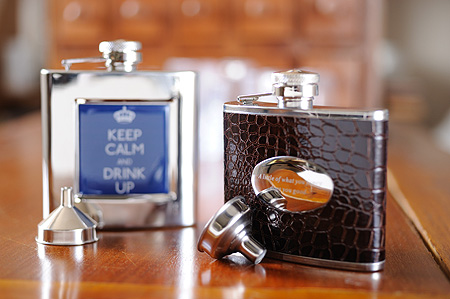 Father's Day Hip Flasks